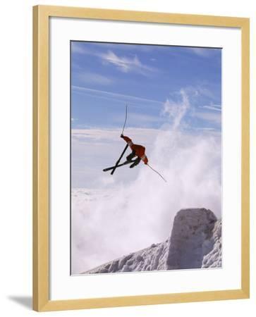 Mount Hood Oregon, USA--Framed Photographic Print