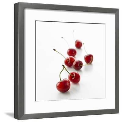 Several Cherries-Klaus Arras-Framed Photographic Print