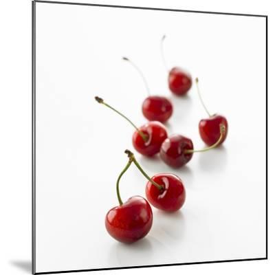 Several Cherries-Klaus Arras-Mounted Photographic Print