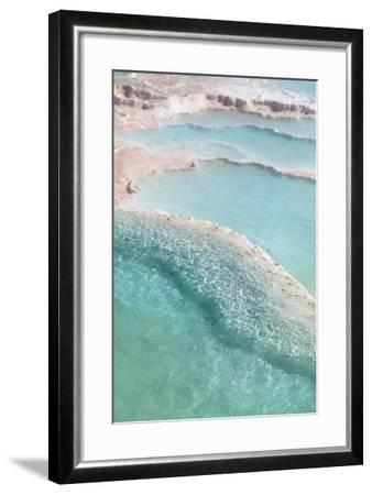 Pamukkale Travertines-EvanTravels-Framed Photographic Print