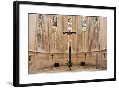 The Monastery of Batalha-saiko3p-Framed Photographic Print