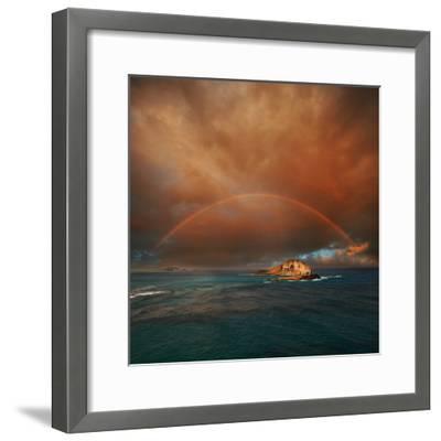 Hawaii-Galyna Andrushko-Framed Photographic Print