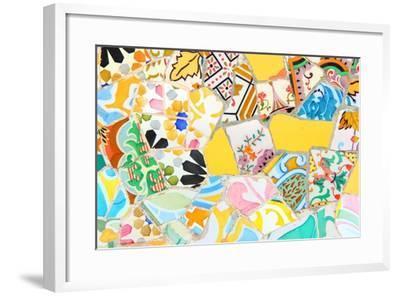 Barcelona Art-Tupungato-Framed Photographic Print