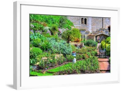 Castle Garden-stanzi11-Framed Photographic Print