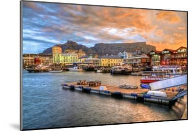 Capetown South Africa-lhboucault-Mounted Photographic Print