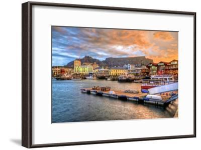 Capetown South Africa-lhboucault-Framed Photographic Print