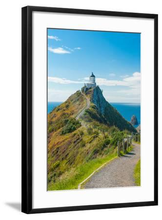 Nugget Point-Fyle-Framed Photographic Print