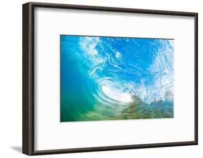 Ocean Wave-EpicStockMedia-Framed Photographic Print