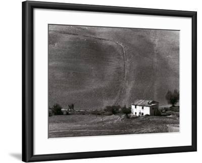 Tuscan Landscape-Vincenzo Balocchi-Framed Photographic Print