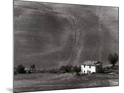 Tuscan Landscape-Vincenzo Balocchi-Mounted Photographic Print