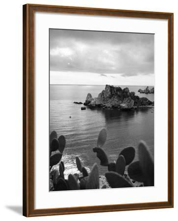 Beautiful Island--Framed Photographic Print