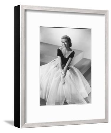 Grace Kelly, Rear Window, 1954--Framed Photographic Print