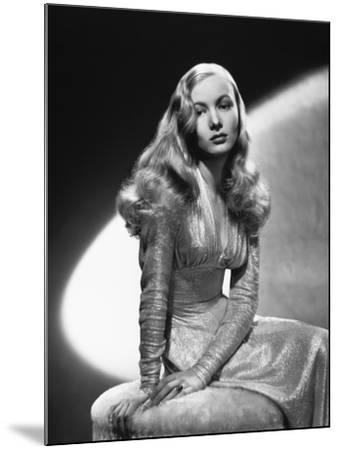 Veronica Lake, This Gun for Hire, 1942--Mounted Photographic Print
