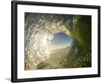 Surfers and the Waves They Ride-Daniel Kuras-Framed Photographic Print