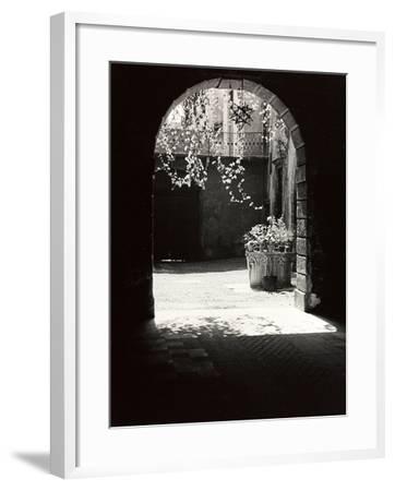 View of Corso Santa Anastasia, Verona-Otto Zenker-Framed Photographic Print