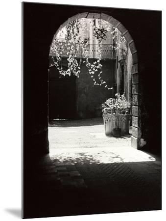 View of Corso Santa Anastasia, Verona-Otto Zenker-Mounted Photographic Print