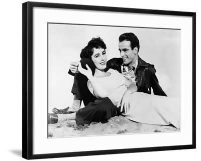 A Place in the Sun, 1951--Framed Photographic Print
