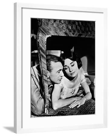 Love in the Afternoon, 1957--Framed Photographic Print