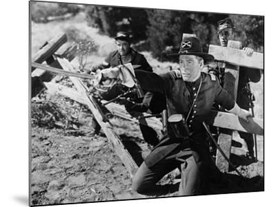 They Died with their Boots On, 1941--Mounted Photographic Print