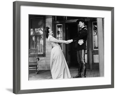 They Died with their Boots On, 1941--Framed Photographic Print