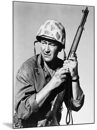 Sands of Iwo Jima, 1949--Mounted Photographic Print
