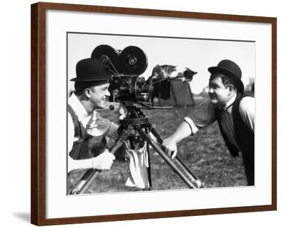 The Finishing Touch, 1928--Framed Photographic Print