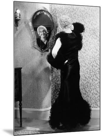 Twice Two, 1933--Mounted Photographic Print