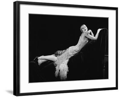 A Woman of Affairs, 1928--Framed Photographic Print