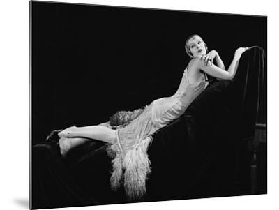 A Woman of Affairs, 1928--Mounted Photographic Print