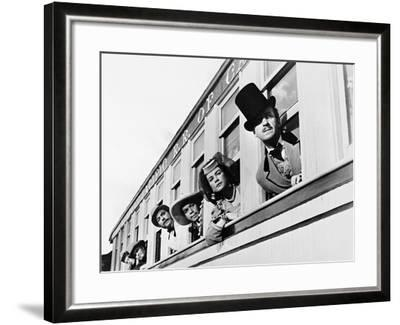 Around the World in Eighty Days, 1956--Framed Photographic Print