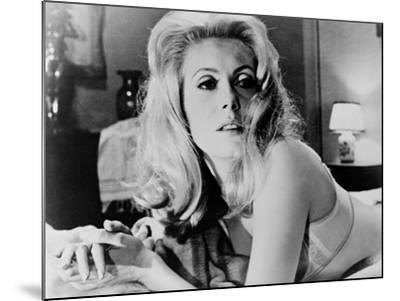 Belle De Jour, 1967--Mounted Photographic Print