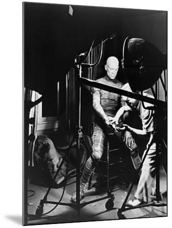 The Mummy, 1932--Mounted Photographic Print