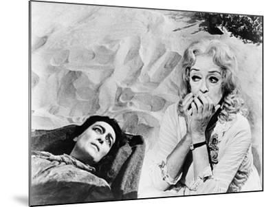 What Ever Happened to Baby Jane?, 1962--Mounted Photographic Print