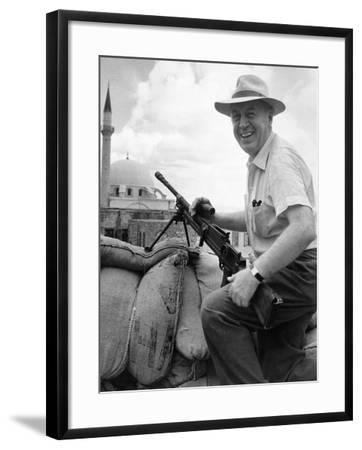 Exodus, 1960--Framed Photographic Print