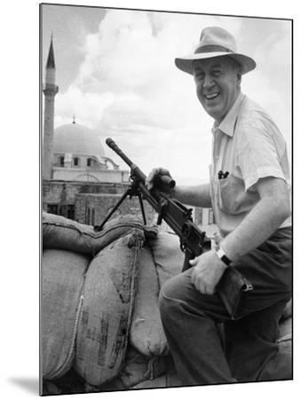 Exodus, 1960--Mounted Photographic Print