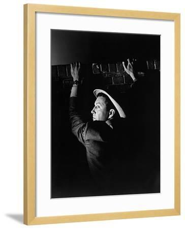 High Wall, 1947--Framed Photographic Print