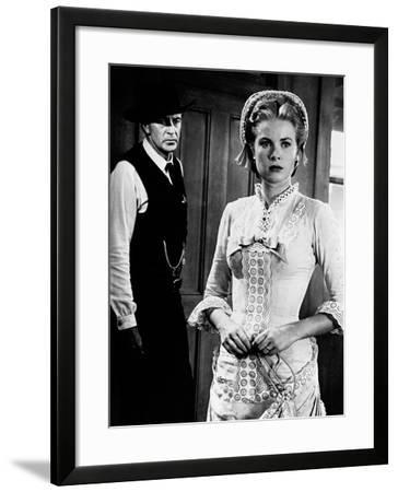 High Noon, 1952--Framed Photographic Print