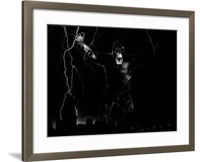 King Kong 1933--Framed Photographic Print