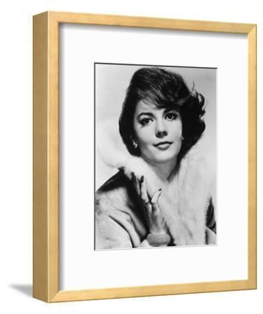 Natalie Wood--Framed Photographic Print
