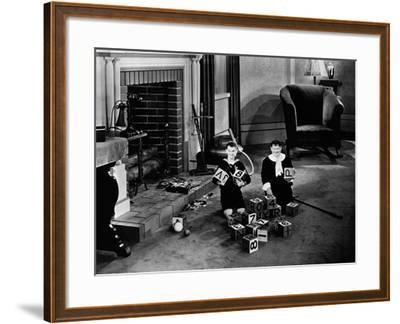 Brats, 1930--Framed Photographic Print