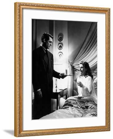 Suspicion, 1941--Framed Photographic Print