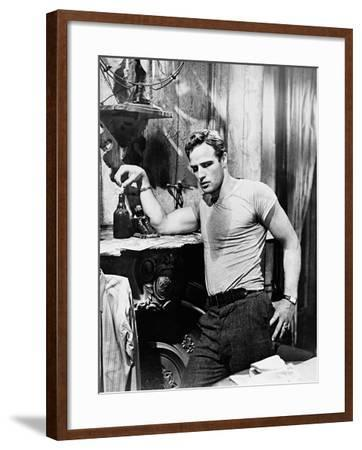 A Streetcar Named Desire, 1951--Framed Photographic Print