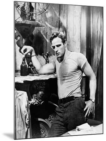 A Streetcar Named Desire, 1951--Mounted Photographic Print