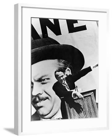 Citizen Kane, 1941--Framed Photographic Print