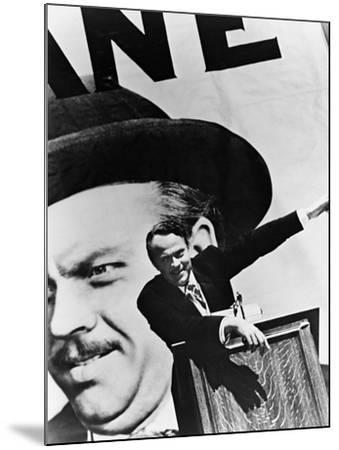 Citizen Kane, 1941--Mounted Photographic Print