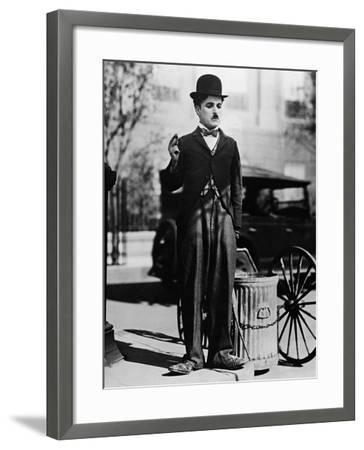 City Lights, 1931--Framed Photographic Print