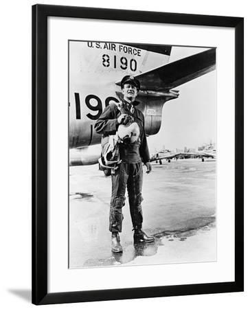Jet Pilot, 1957--Framed Photographic Print
