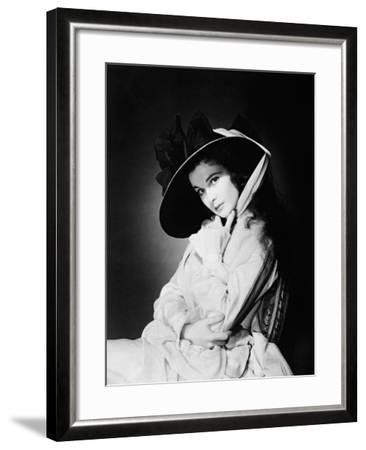 That Hamilton Woman, 1941--Framed Photographic Print
