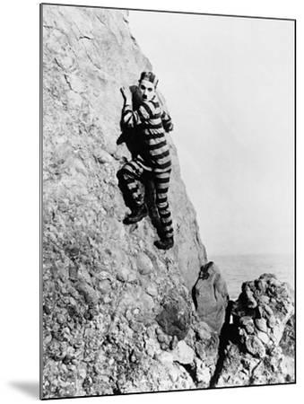 The Adventurer, 1917--Mounted Photographic Print