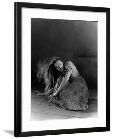 The Wind, 1928--Framed Photographic Print